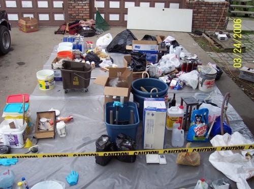Methamphetamine Contaminated Property Program - Environmental