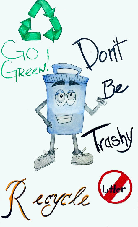 Annual Recycling Poster Contest - Environmental Resources ...
